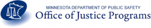 Office of Justice program logo